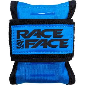 Race Face Stash Gereedschapspakking, blauw
